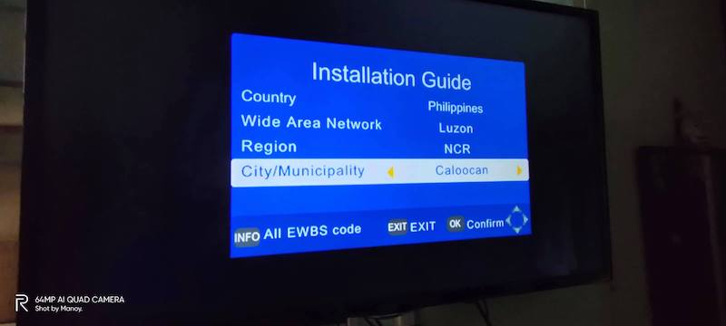 GMA Affordabox Installation