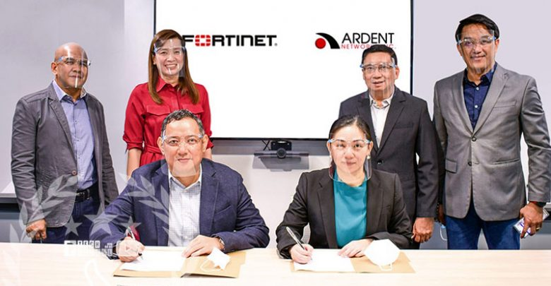 Ardent Networks Fortinet