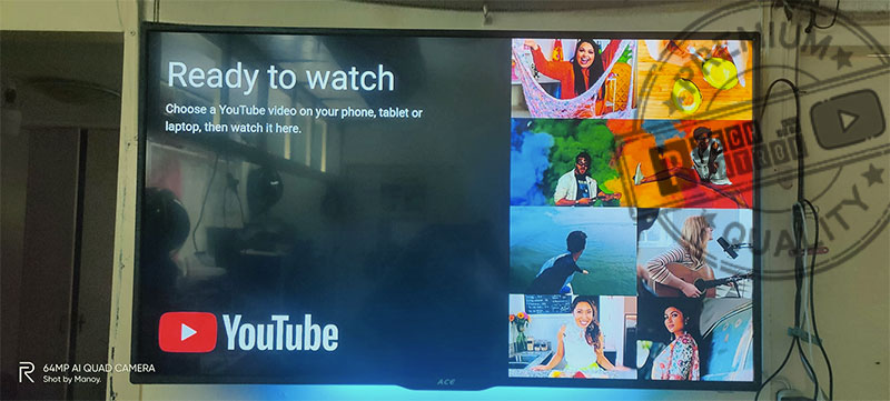 ACE TV Review from Shopee