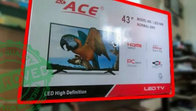 Photo of ACE TV 43-inch LED TV Black (LED-909) Review