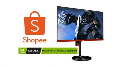 Photo of How to get up to 15% off on NVIDIA Gaming Monitor on 8.8 Shopee Sale
