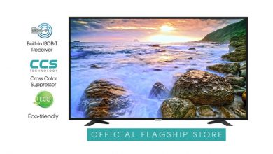 Photo of Discounted 43-inch Hisense ISDB-T TV on 8.8 Shopee Sale