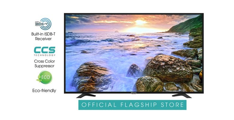 How much is Hisense 43 inch TV