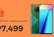 Infinix Note 7 Shopee Deal