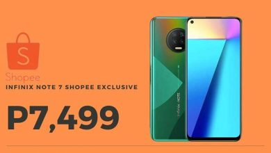 Infinix Note 7 Shopee Deal