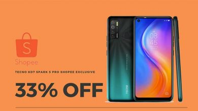 Photo of Shopee Deal: Tecno Spark 5 Pro up to 33%