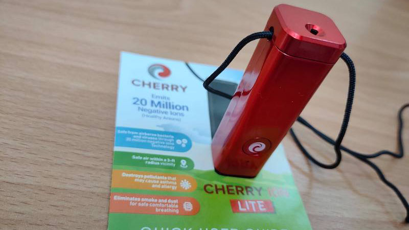 Cherry Ion Lite (Limited Edition) - Red