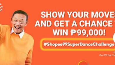 "Photo of Shopee kicks off the ""Ber"" months with JMC promoting the 9.9 Super Shopping Day"
