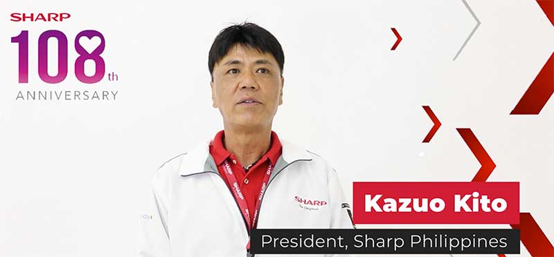 Sharp Philippines President