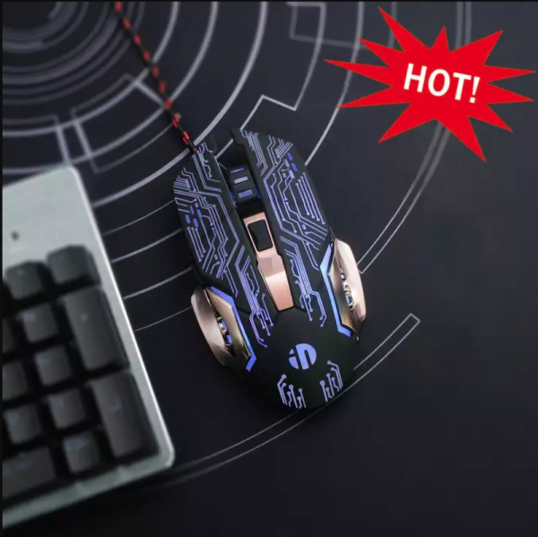 Budget Gaming Mouse Lazada