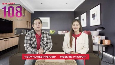 Photo of Sharp celebrates 108th year; Launches New Products under 'Stay Home, Stay Sharp' campaign