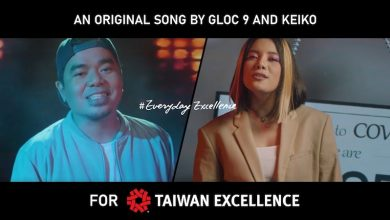 Photo of Taiwan Excellence taps Gloc-9, Keiko Necesario for inspiring music video