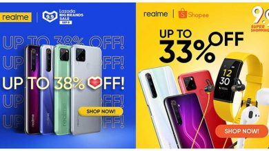 Photo of realme PH goes all-out at Lazada, Shopee 9.9. sale; up to 38% off