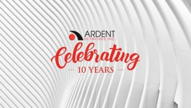 Photo of Ardent Networks donated cash money to Five (5) Schools on its 10th Year Anniversary