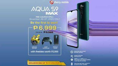 Cherry Mobile Aqua S9 Max`