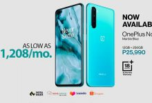OnePlus Nord Blue Marble 12GB/ 256GB