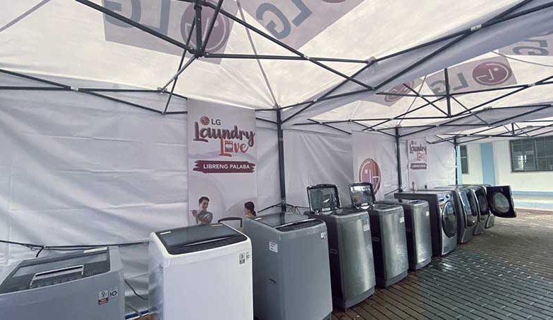 LG Free Laundry Marikina