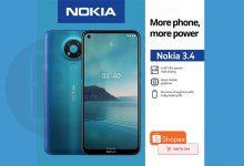 Nokia 3.4 Shopee