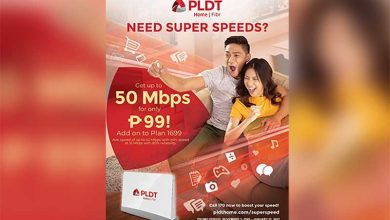 PLDT Super Speed Deal