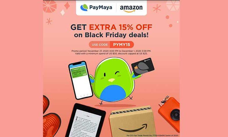 PayMaya Amazon Deals