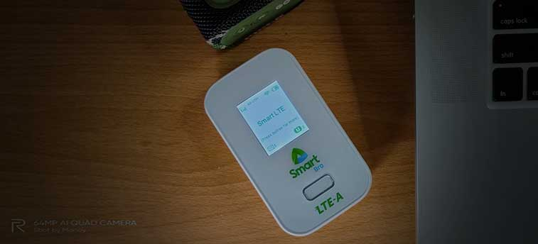 Smart LTE-A Prepaid Pocket WiFi