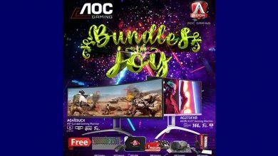 AOC Christmas Promo
