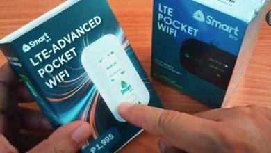 Smart LTE A Pocket WiFi Review