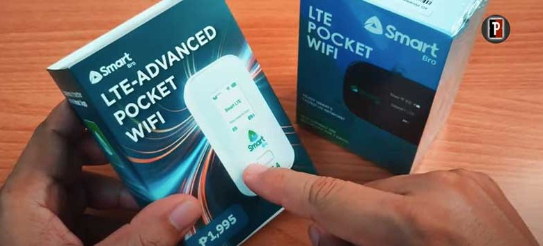 Smart LTE A Pocket WiFi Review