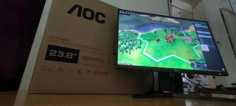 AOC 24G2E5 23.8 Gaming Monitor