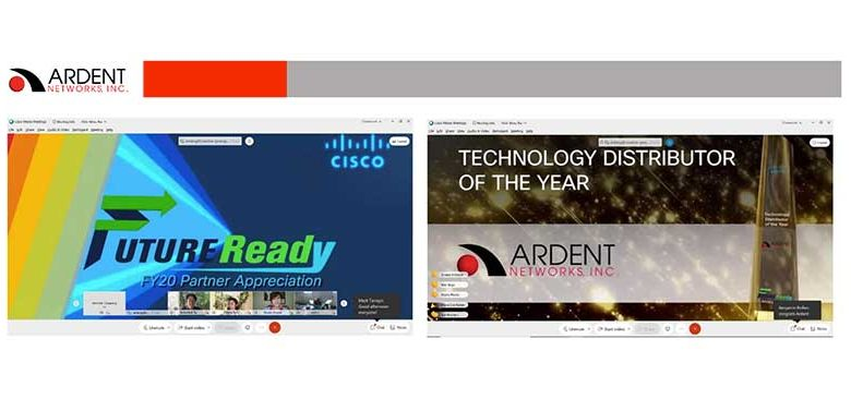 Ardent Networks Awards 2020