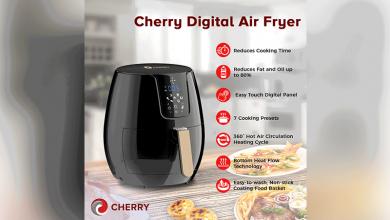 Cherry Air Fyer