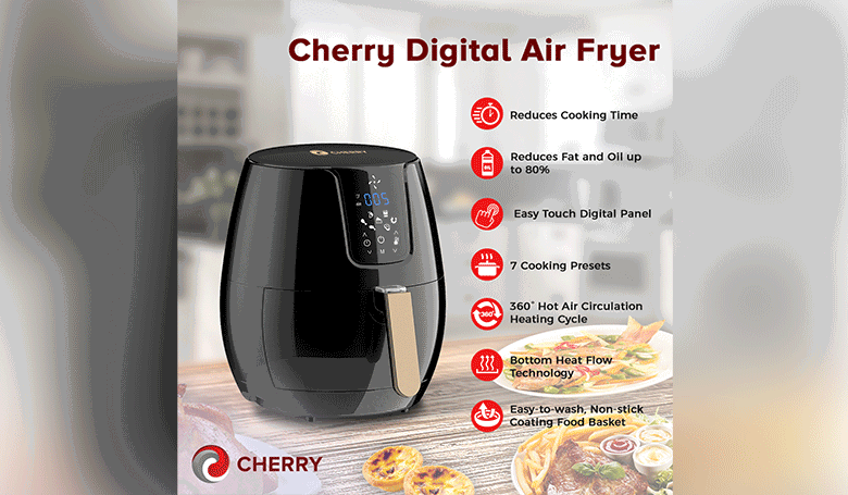 Cherry Air Fyer