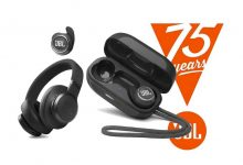 JBL 75th Annivesary Products