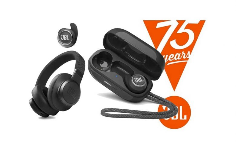 JBL 75th Annivesary Products