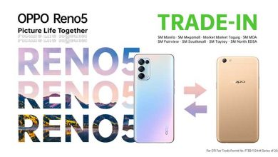 OPPO Reno 5 Trade In Program