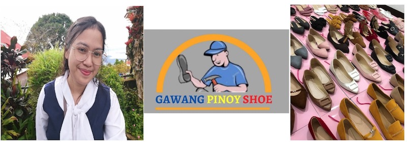 Uniquely Online Store and Gawang Pinoy Shoe co-owner Leo Fe Barte