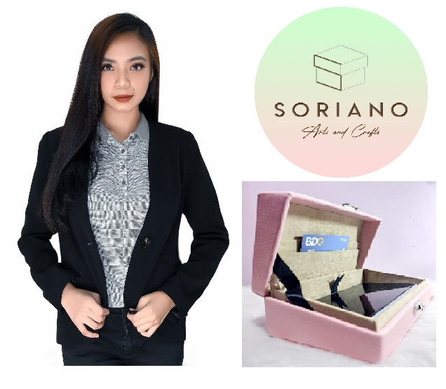 Soriano Arts and Crafts owner Sheila-Ann Soriano