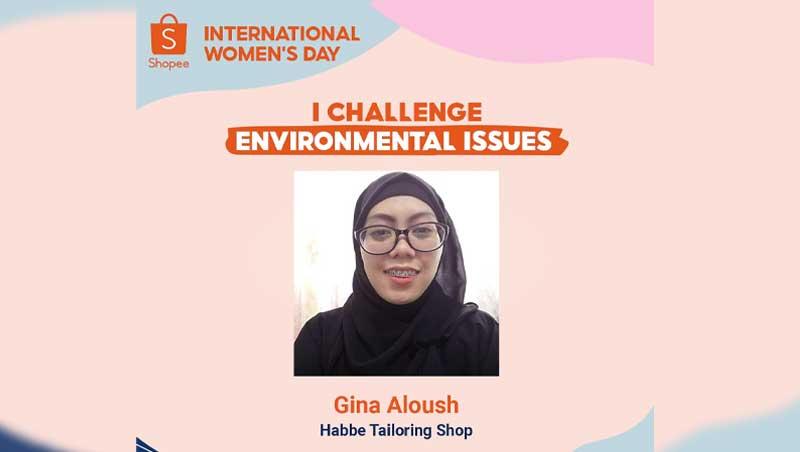 Gina Aloush