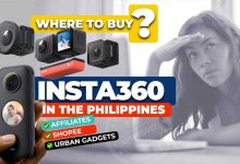 Where to buy Insta 360 Camera in the Philippines