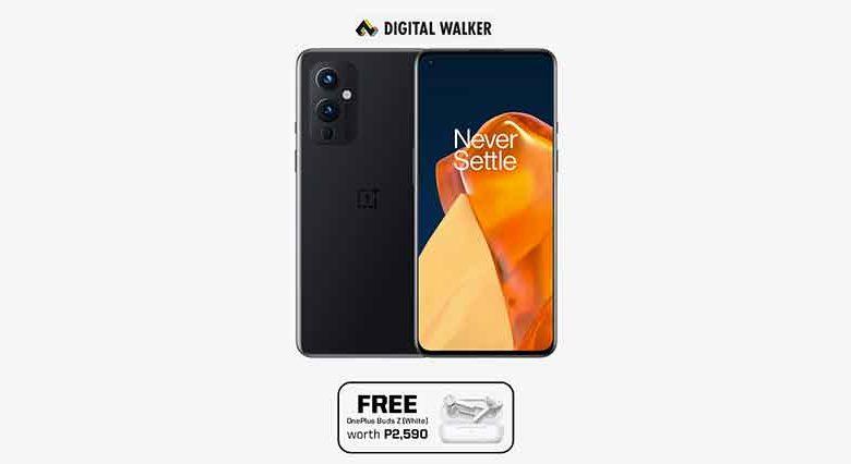 Digital Walker OnePlus 9