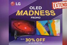 LG OLED Madness Extended