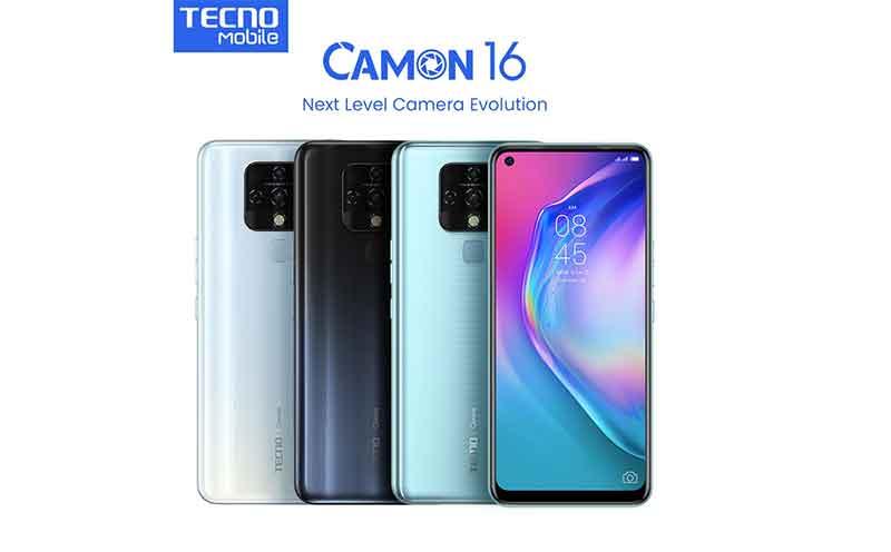 Tecno-Camon 16