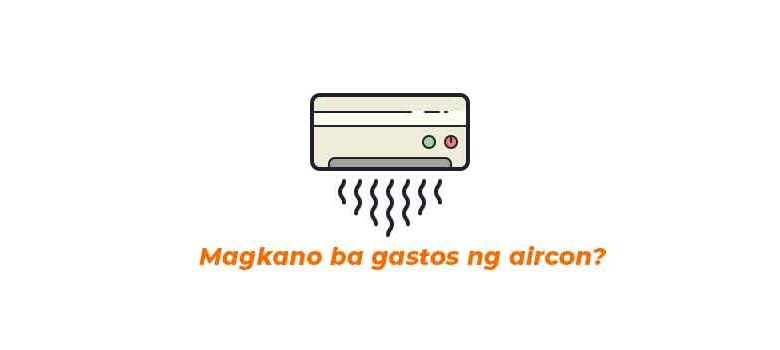Meralco AC Consumption Table