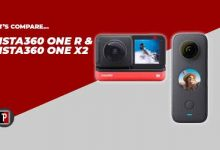 Insta360 Oner R vs One X2 Philippines