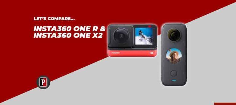 Insta360 Oner R vs One X2 Philippines