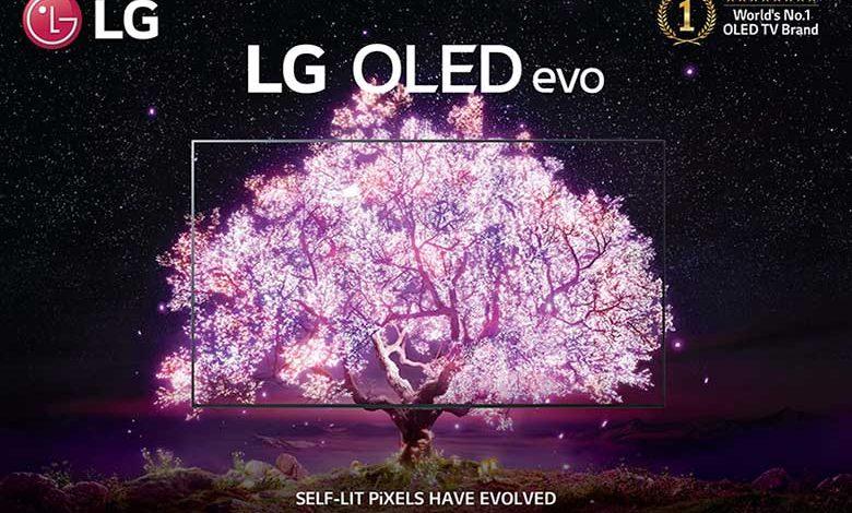 LG OLED EVO TV