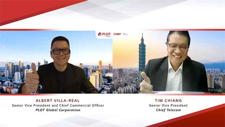 PLDT Global Chief Telecom Partnership