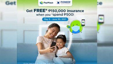 PayMaya Covid Insurance