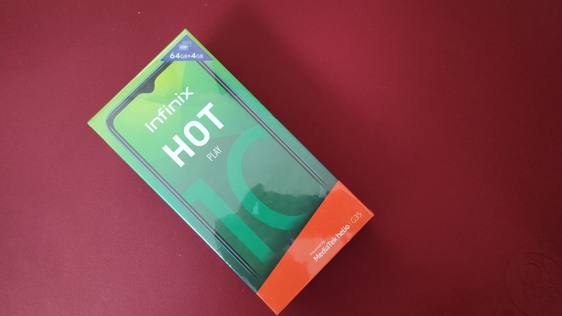 Infinix Hot Play Review Philippines