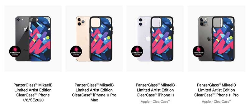 Limited Artist Edition ClearCase